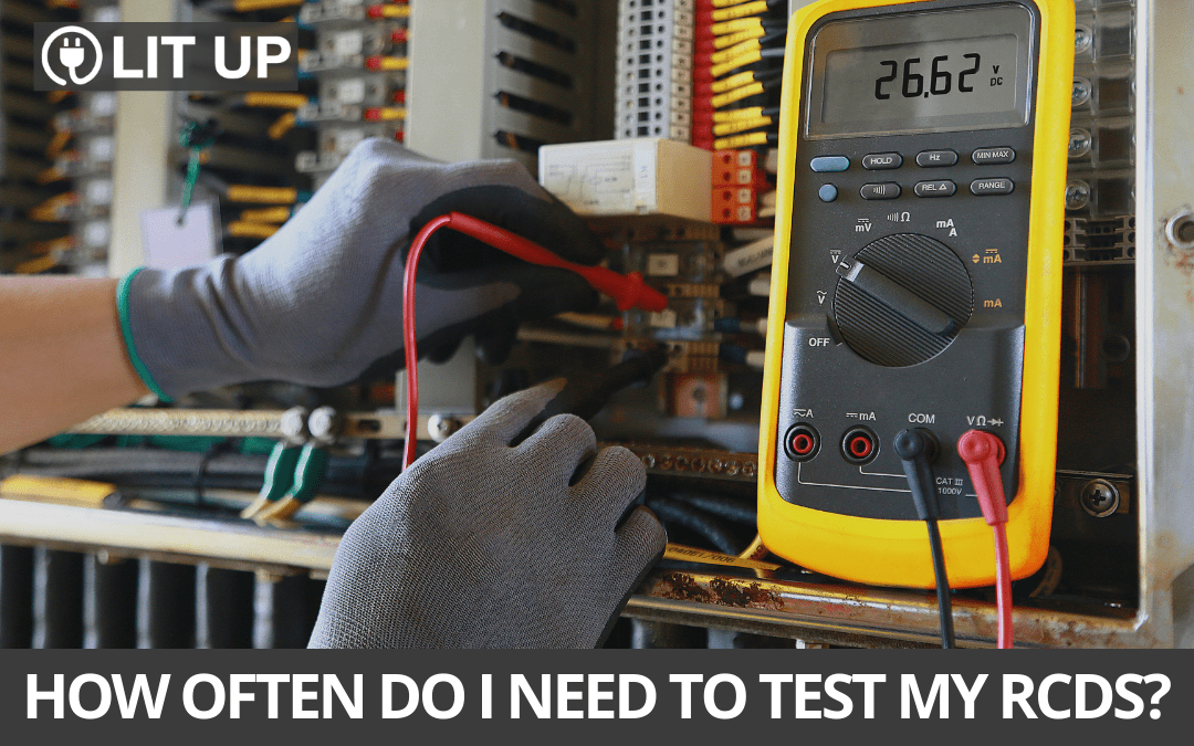 How Often Do I Need to Test My RCDs