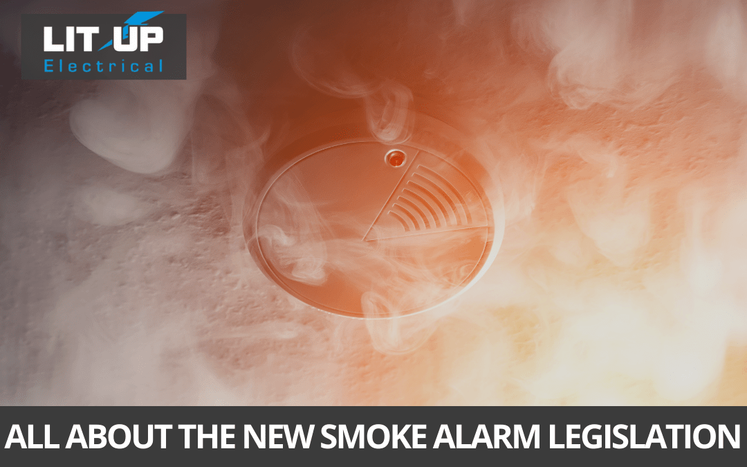All About the New Smoke Alarm Legislation