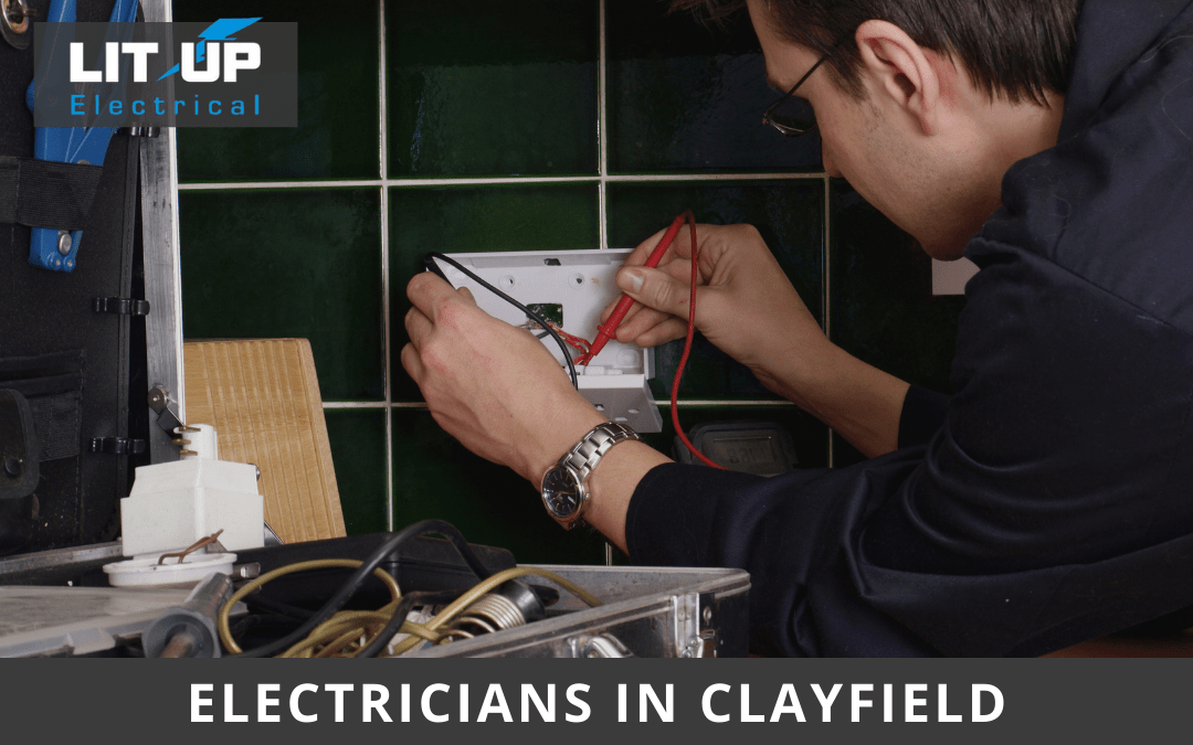 Licensed Electrician for Clayfield