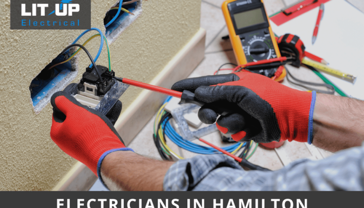 Qualified Electrician for Hamilton