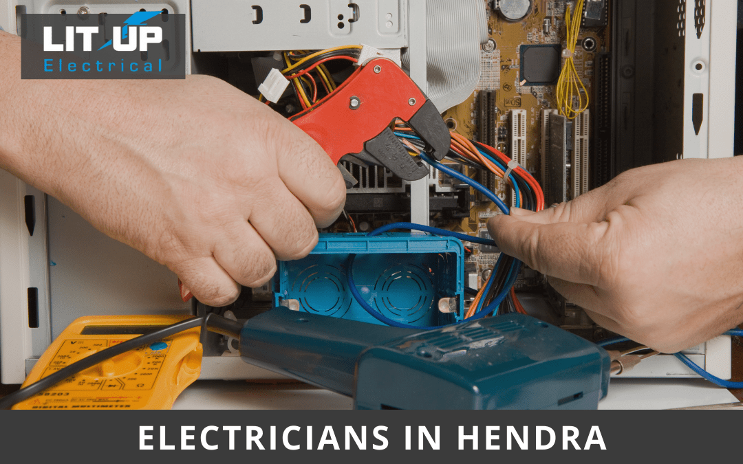 Skilled & Qualified Electrician in Hendra